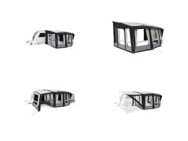 Dometic Ace Air Pro палатка для каравана или автодома