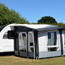 Dometic Club Air Pro палатка для каравана и автодома 1