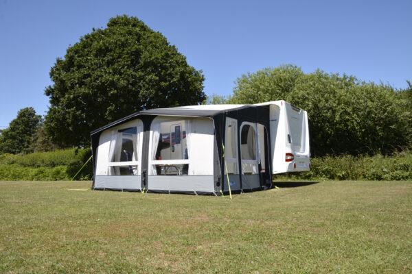 Dometic Club Air палатка для каравана