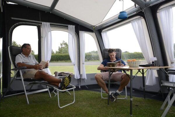 Dometic Grande Air палатка для каравана 1