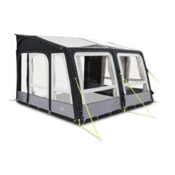 Фото — Dometic Grande Air Pro палатка для каравана и автодома 0