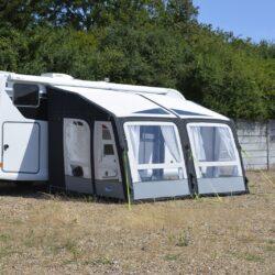 Dometic Grande Air Pro. Палатка для автодома. 1