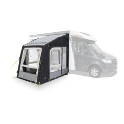 Фото — Dometic Rally Air Pro палатка для каравана и автодома 0