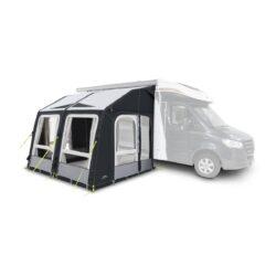 Фото — Dometic Rally Air Pro палатка для каравана и автодома 4