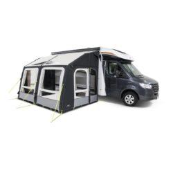 Фото — Dometic Rally Air Pro палатка для каравана и автодома 6
