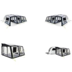 Dometic Grande Air Pro палатка для каравана и автодома