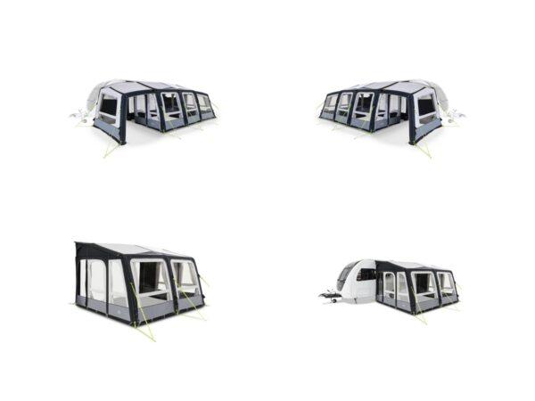 Dometic Grande Air Pro палатка для каравана и автодома — купить онлайн с доставкой