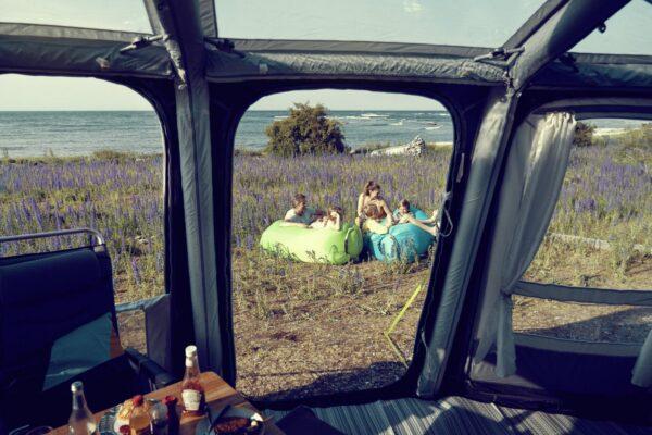 Dometic Pop Air Pro палатка для каравана — купить онлайн с доставкой