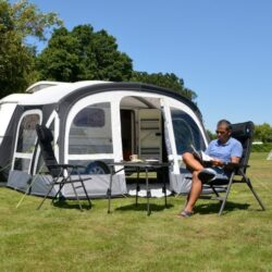 Dometic Pop Air Pro палатка для каравана