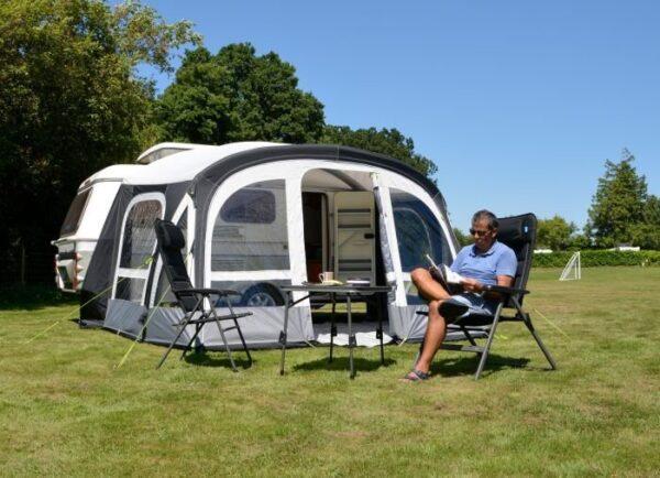 Dometic Pop Air Pro палатка для каравана Eriba