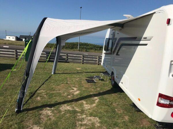 Dometic Sunshine Air Pro навес для каравана 1