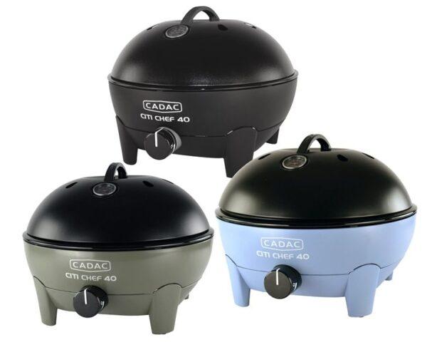 Cadac Citi Chef 40 настольные газовые грили — купить онлайн с доставкой