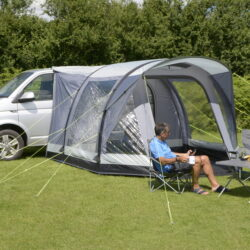 Dometic Poled Awnings автономные каркасные палатки автодома