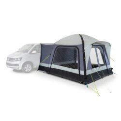 Фото — Dometic Drive-Away Awnings автономные надувные палатки для автодома 7