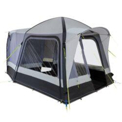 Фото — Dometic Drive-Away Awnings автономные надувные палатки для автодома 10