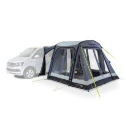 Фото — Dometic Drive-Away Awnings автономные надувные палатки для автодома 6