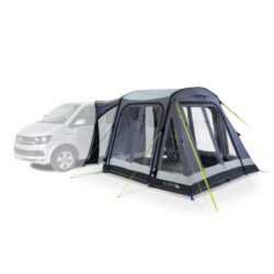 Фото — Dometic Drive-Away Awnings автономные надувные палатки для автодома 4