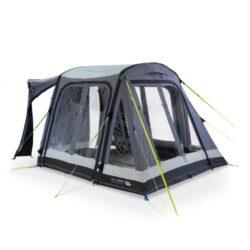 Фото — Dometic Drive-Away Awnings автономные надувные палатки для автодома 5