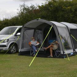 Dometic Drive-Away Awnings автономные надувные палатки для автодома