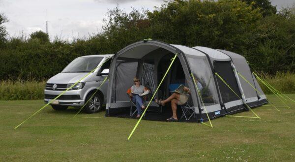 Kampa Drive Away самостоятельные палатки для кемпервена