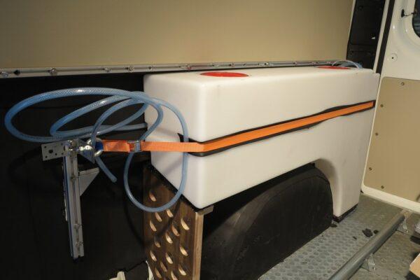 Бак для фургона, 90 л. — купить онлайн с доставкой