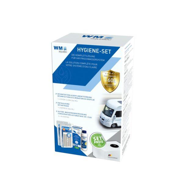 Комплексная очистка водопровода WM aquatec 1