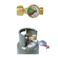 Предохранительный клапан GasStop 1