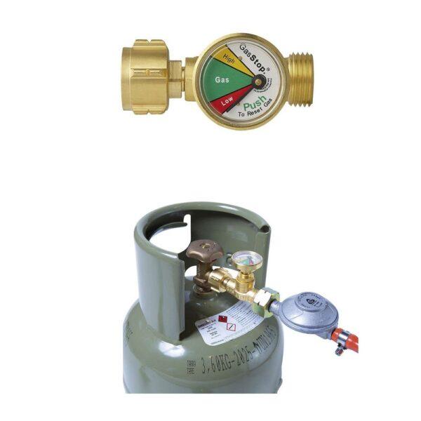 Предохранительный клапан GasStop — купить онлайн с доставкой