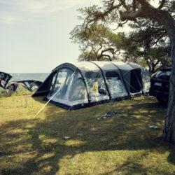Dometic Inflatable Tents надувные кемпинговые палатки