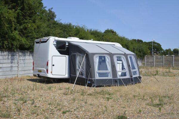 Dometic Ace Air All-season. Палатка для автодома. Распродажа! 1
