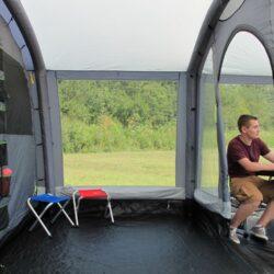 Dometic Inflatable Tent дополнительная секция для палаток 1