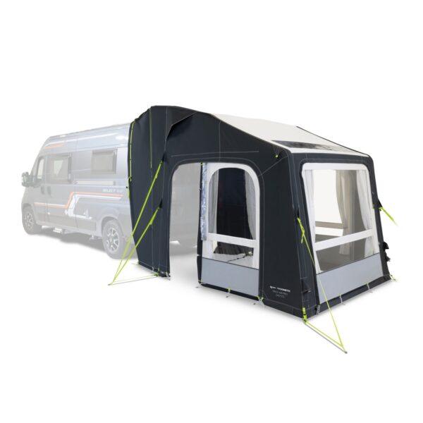 Dometic Rally Air PRO 240 T/G — самостоятельная палатка для фургона