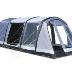 Фото — Dometic Vestibule дополнительные тамбуры для палаток 8