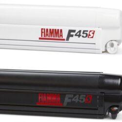 Fiamma F45S для PSA минивенов 1