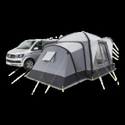 Фото — Kampa Drive Away самостоятельные палатки для кемпервена 6