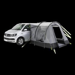 Фото — Kampa Poled Awnings автономные каркасные палатки для кемпервена 1