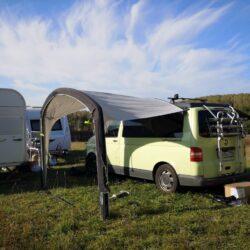 Dometic Sunshine AIR Pro VW надувной тент 1