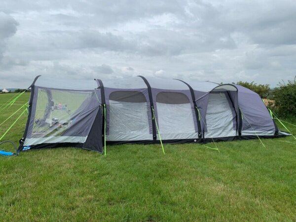 Dometic Inflatable Tents надувные кемпинговые палатки 1