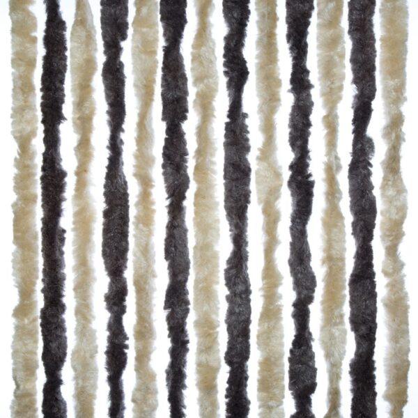 Пушистые шторы Brunner 1