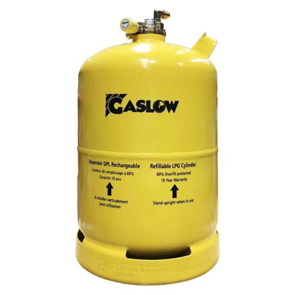 GASLOW — заправляемый газовый баллон — купить онлайн с доставкой