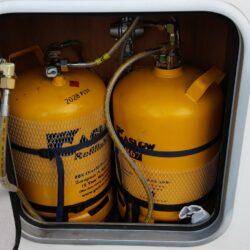 GASLOW — заправляемый газовый баллон 1
