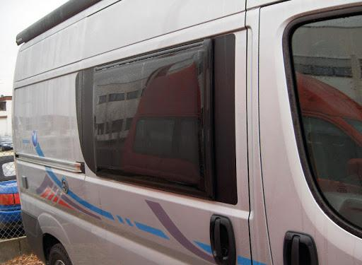 Окна для Fiat Ducato