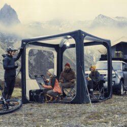 Dometic HUB универсальная надувной шатер