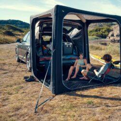 Dometic HUB универсальная надувной шатер 1