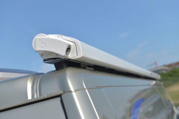 Dometic PR 2000 маркиза накрышная механическая — купить онлайн с доставкой