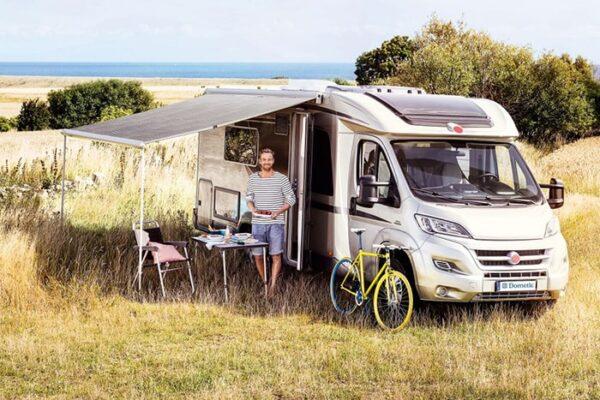 Dometic PW1500 маркиза настенная электрическая — купить онлайн с доставкой