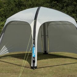 Kampa Shelter надувной кемпинговый шатёр 1