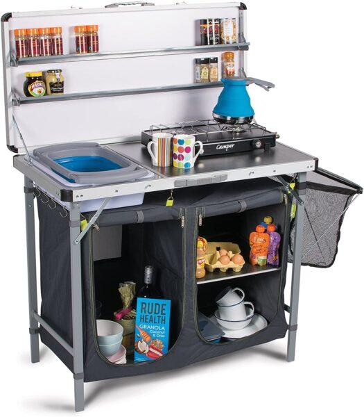 Kampa Field Kitchens столы для полевой кухни — купить онлайн с доставкой