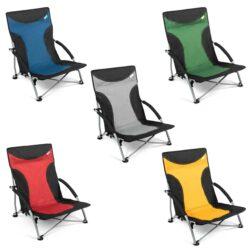 Kampa Sandy Low Chair низкие кемпинговые кресла