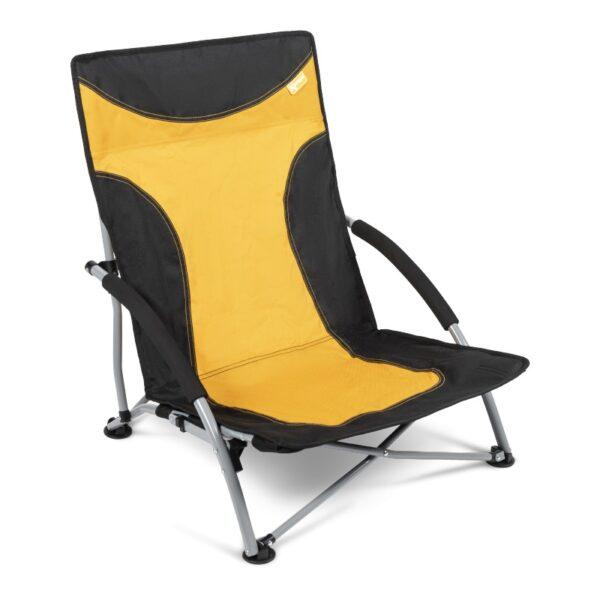 Kampa Sandy Low Chair низкие кемпинговые кресла 1